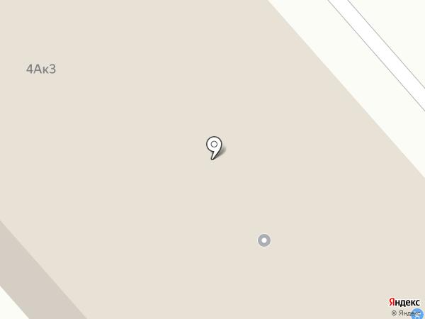 Хамелеон на карте Вологды