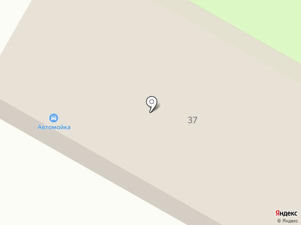 ТриА на карте Вологды