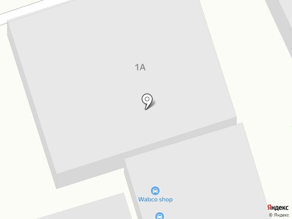 Шиномонтажная мастерская на карте Аксая
