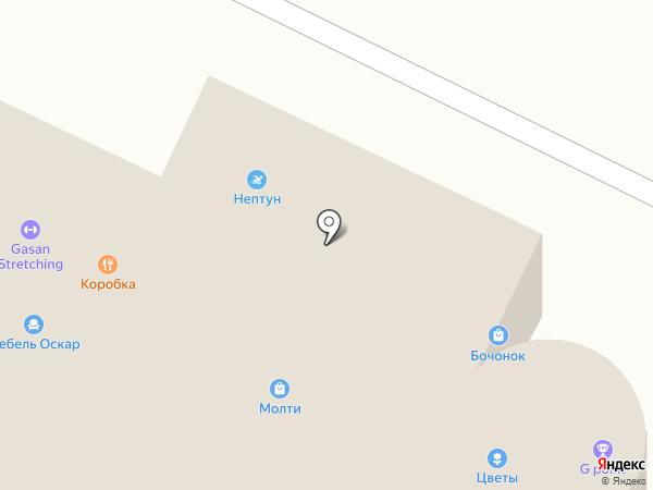 Банкомат, БИНБАНК на карте Ярославля