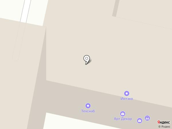 АЙТИ-сфера на карте Ярославля
