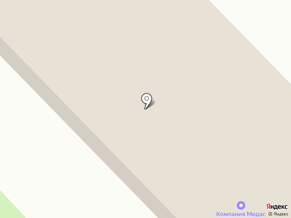 Спецприемник на карте Вологды
