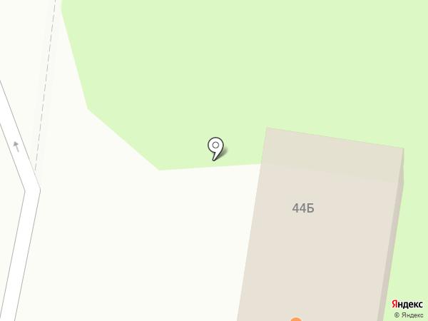 Колибри на карте Аксая