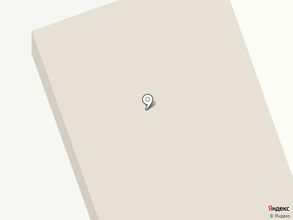 Штрафстоянка на карте Северодвинска