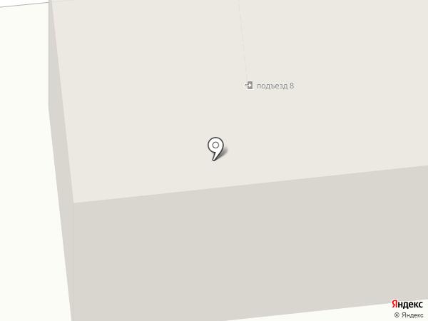 Аркус на карте Ярославля