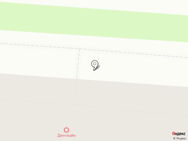 Центр обеспечения функционирования образовательных учреждений Ленинского и Кировского районов, МКУ на карте Ярославля