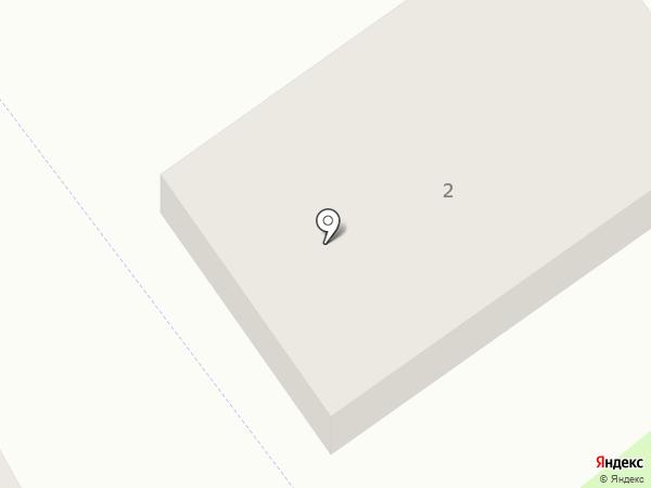 Троицкий на карте Рязани