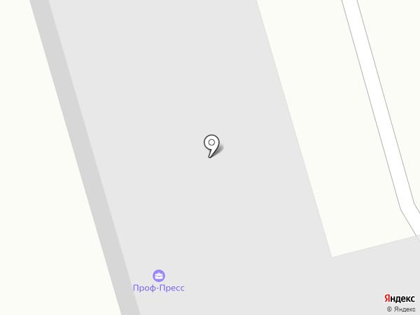 Норма-Дон на карте Аксая