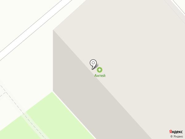 Кега35 на карте Вологды
