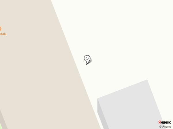 Виктор на карте Северодвинска