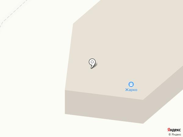 Жар да Пар на карте Вологды