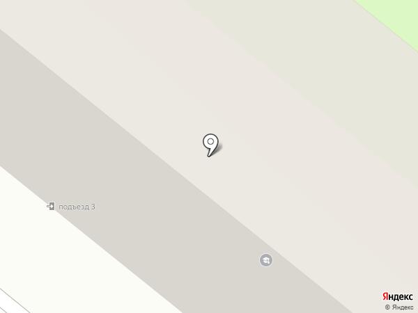 Техно-Дом на карте Вологды