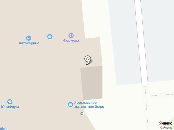 SEO-МЕДВЕДИ на карте Ярославля