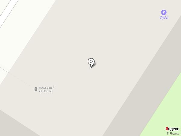 Участковая ветеринарная лечебница №1 на карте Ярославля