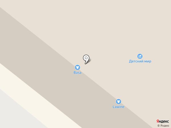 Paolo Conte на карте Вологды