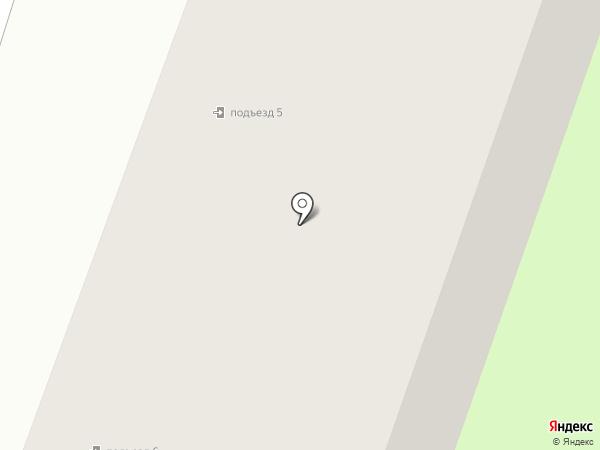 Колосок на карте Вологды