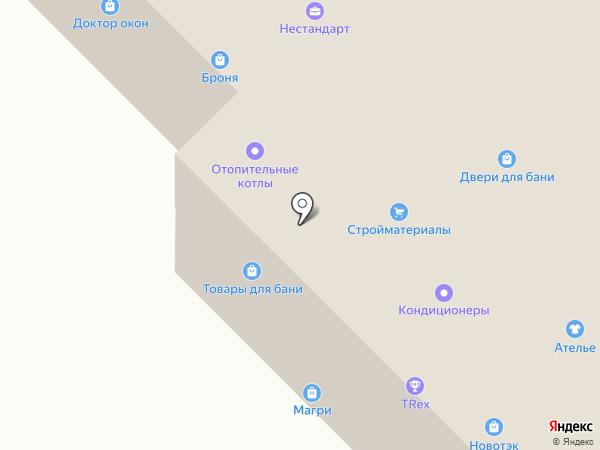 ВентМаркет на карте Вологды