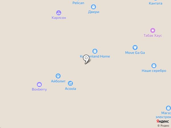 Yota на карте Вологды