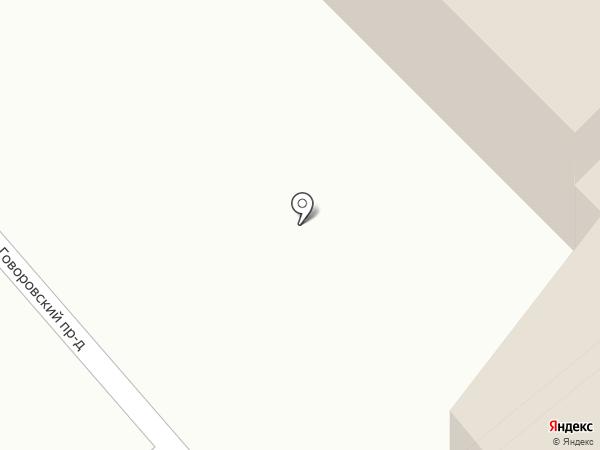 Бинго на карте Вологды