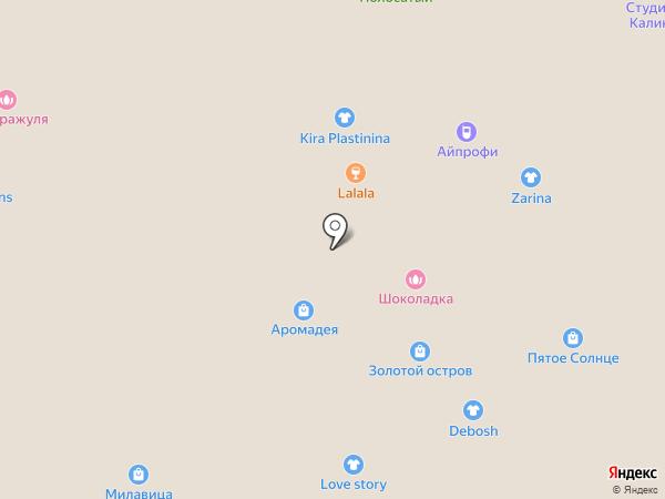 ОкнаПром на карте Вологды