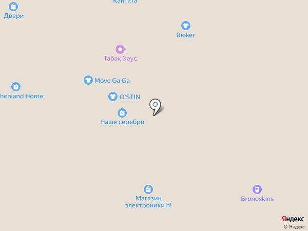 Artebaleno на карте Вологды