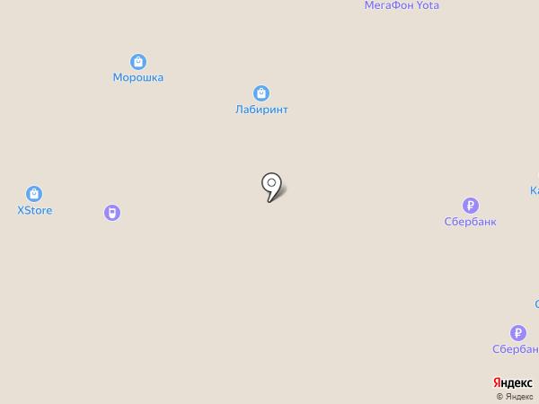 Саквояж на карте Вологды