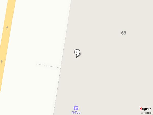 Твой Букет на карте Ярославля