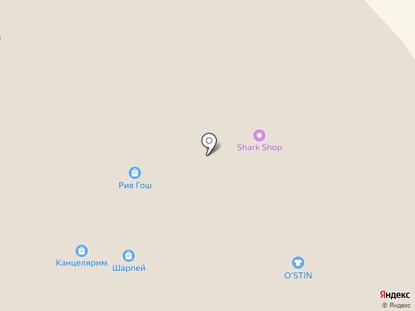 РИВ ГОШ на карте Вологды