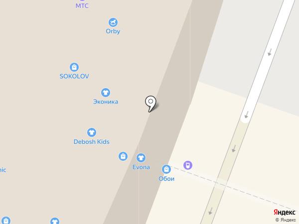 Bambinizon на карте Вологды
