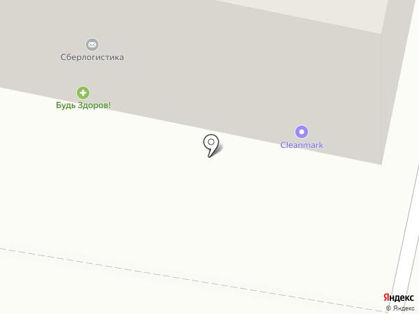 Добрые булки на карте Ярославля