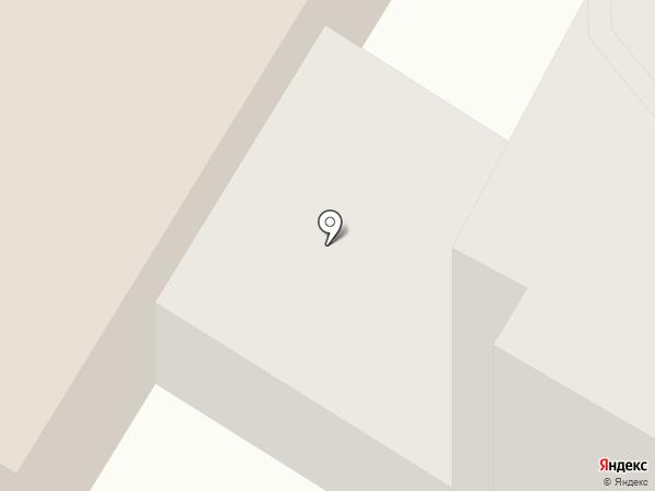 Калинка на карте Ярославля