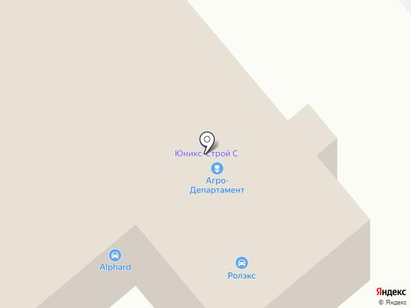 Zip24 на карте Аксая