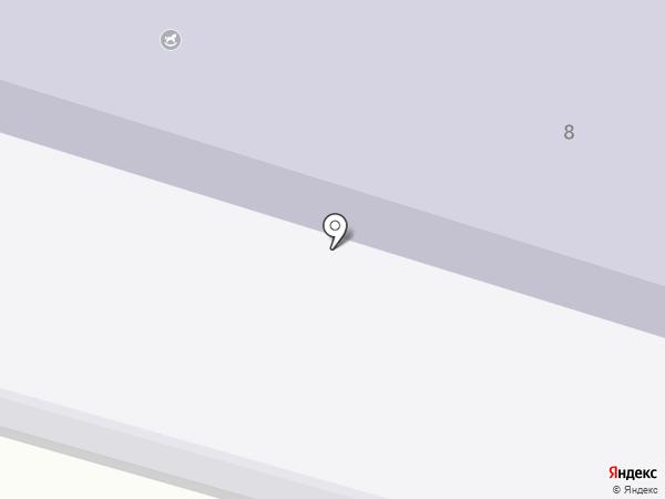 Варсковская дошкольная группа на карте Варских