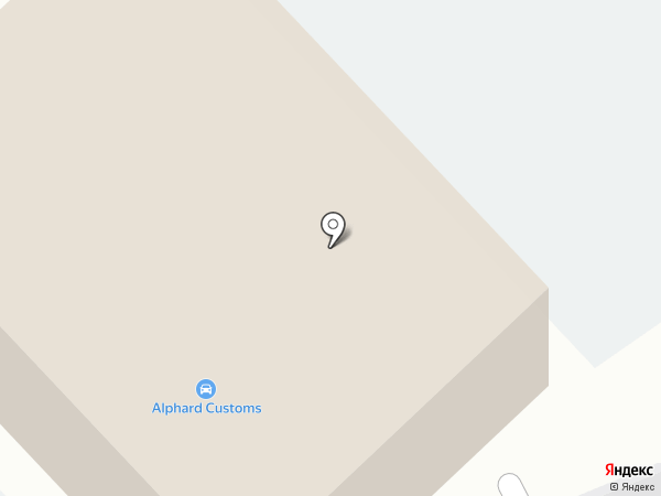 Гарант на карте Аксая