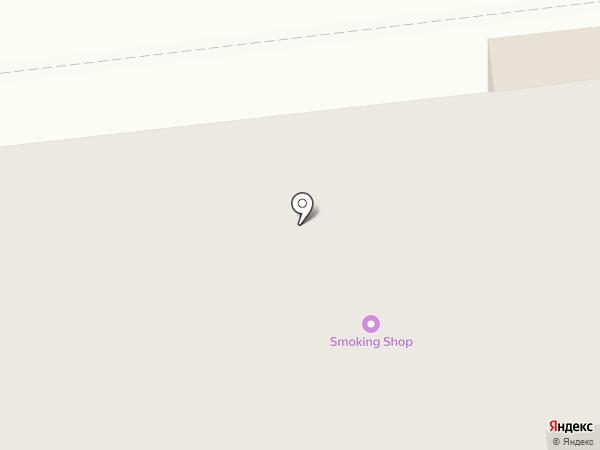 FlyHigh на карте Ярославля