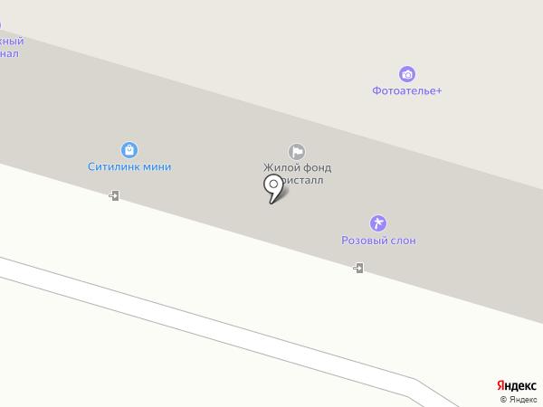 Макс-М на карте Аксая