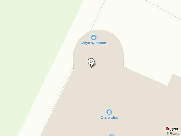 Мастер Сада на карте Вологды