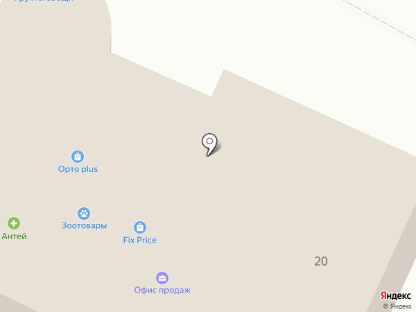 Банкомат, ИКБ на карте Вологды