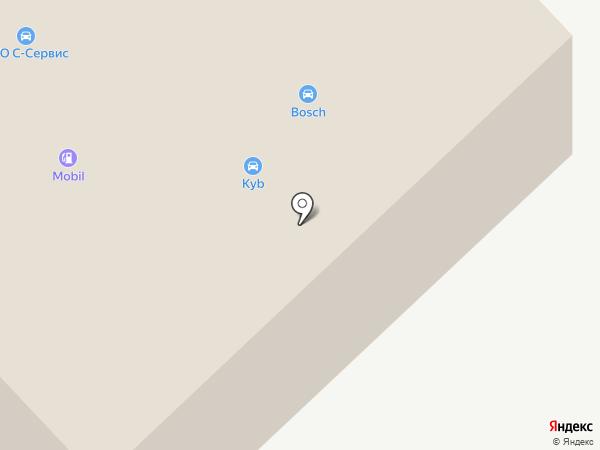 С-СервиС на карте Вологды