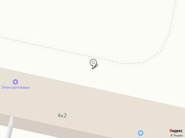 K+S на карте Ярославля
