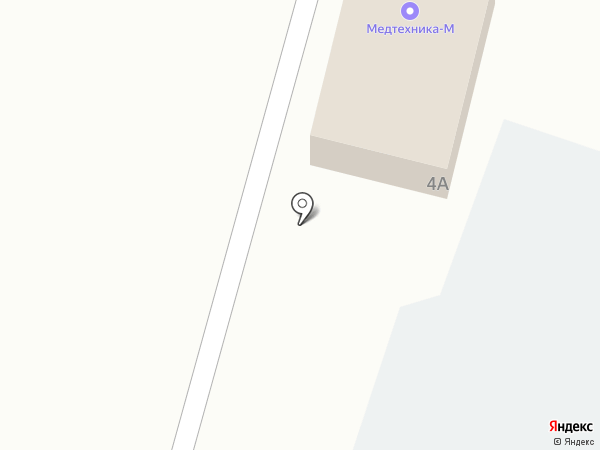 МЕДТЕХНИКА-М, магазин товаров для здоровья на карте Аксая