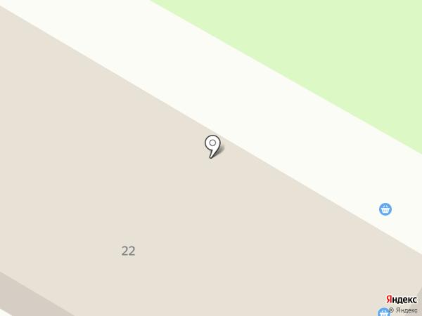 Надеево на карте Вологды