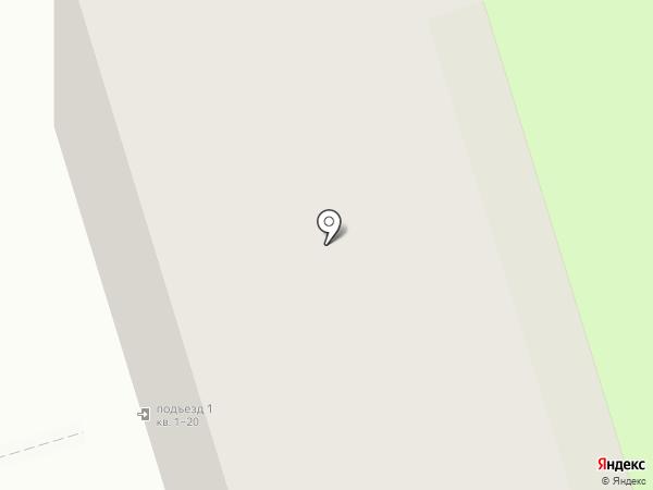 Старый приятель на карте Ярославля