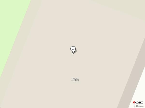Авто-Партнер на карте Вологды