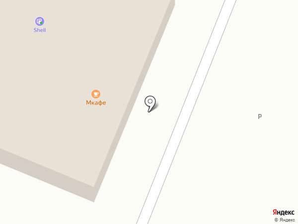 АЗС Башнефть на карте Аксая