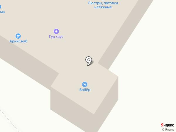 Буржуй на карте Вологды