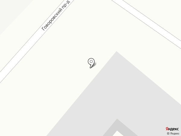 Блик на карте Вологды