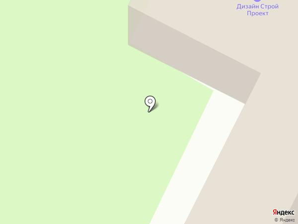 Перспектива на карте Вологды