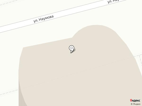 Вектор на карте Ярославля