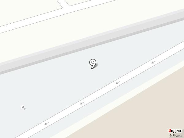 Автомойка самообслуживания на карте Аксая